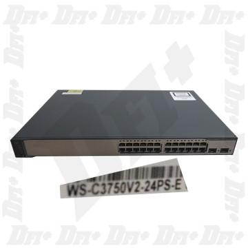 Cisco Catalyst WS-C3750V2-24PS-E