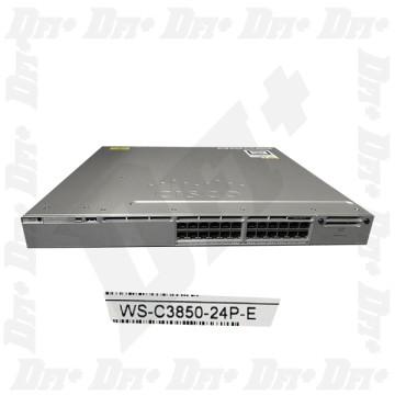 Cisco Catalyst WS-C3850-24P-E