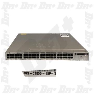 Cisco Catalyst WS-C3850-48P-S