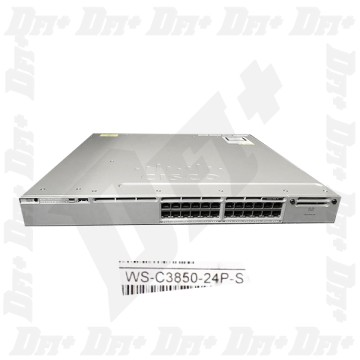 Cisco Catalyst WS-C3850-24P-S