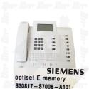 Siemens Optiset E Memory Blanc