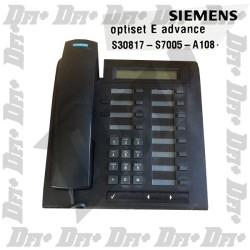 Siemens Optiset E Advance Noir