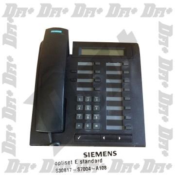 Siemens Optiset E Standard Noir