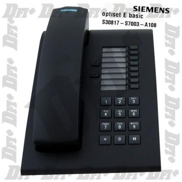 Siemens Optiset E Basic Noir