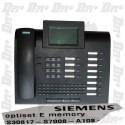 Siemens Optiset E Memory Noir