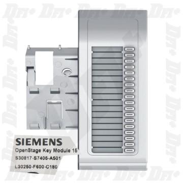 Siemens Module OpenStage 15 Ice Blue