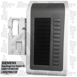 Siemens Module OpenStage 40 Ice Blue