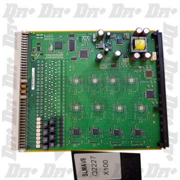 Carte SLMAV8 OpenScape X8