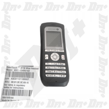 Alcatel OmniTouch 8118 WLAN DECT
