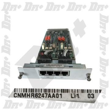 Carte LI1 i Aastra Matra 6501-RM IP