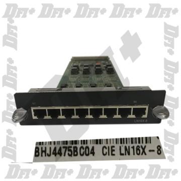 Carte LN16X-8 Aastra Mitel MiVoice 5000