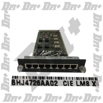 Carte LM8X Aastra Mitel MiVoice 5000