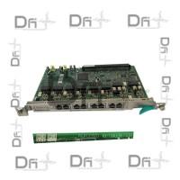 Carte BRI8 Panasonic KX-TDA et KX-TDE 100/200/600 KX-TDA0288