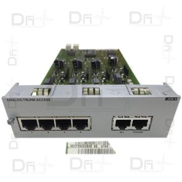 Carte ATA4 Alcatel-Lucent OmniPCX OXO - OXE