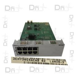 Carte LANX8-2 Alcatel-Lucent OmniPCX OXO - OXE