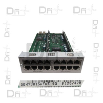 Carte MIX0-4-8 Alcatel-Lucent OmniPCX OXO - OXE