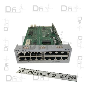 Carte MIX2-4-4 Alcatel-Lucent OmniPCX OXO - OXE