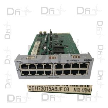 Carte MIX4-8-4-1 Alcatel-Lucent OmniPCX OXO - OXE