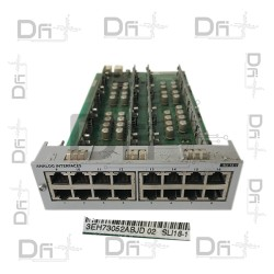 Carte SLI16-1 Alcatel-Lucent OmniPCX OXO - OXE