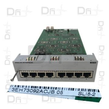 Carte SLI8-2 Alcatel-Lucent OmniPCX OXO - OXE