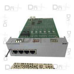 Carte UAI4 Alcatel-Lucent OmniPCX OXO - OXE
