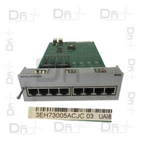 Carte UAI8 Alcatel-Lucent OmniPCX OXO - OXE 3EH73005AC
