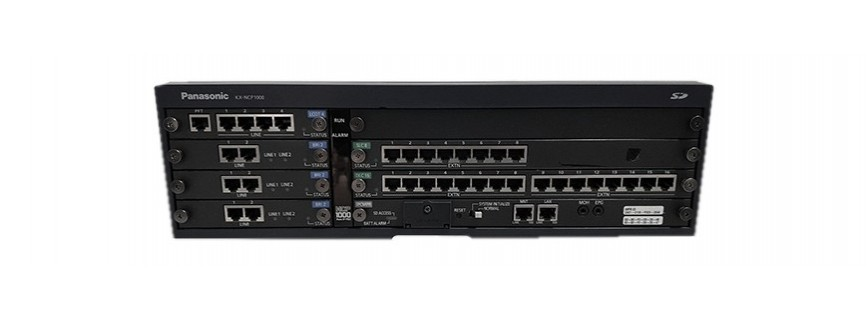 Panasonic KX-NCP500 & KX-NCP1000