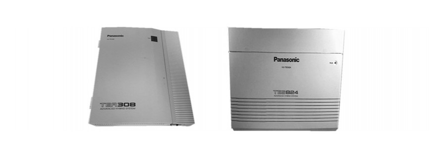 Panasonic KX-TEA308 & KX-TES824