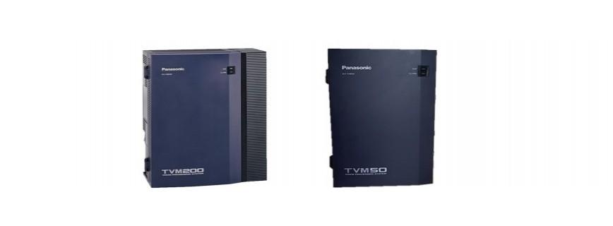 Panasonic KX-TVM50 & KX-TVM200