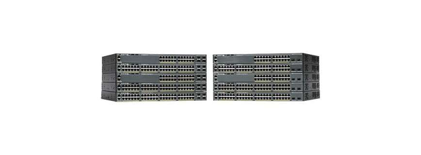 Cisco Catalyst 2960-X Séries Switches