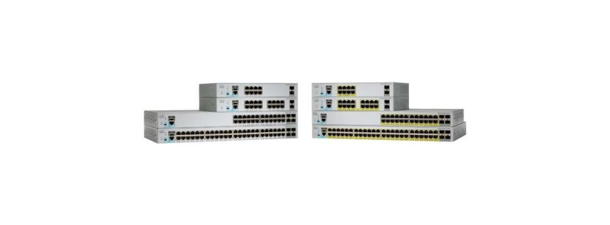 Cisco Catalyst 2960-L Séries Switches