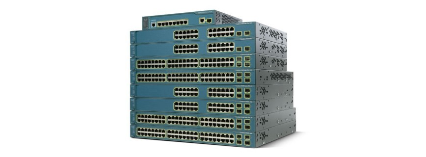Cisco Catalyst 3560 Séries Switches