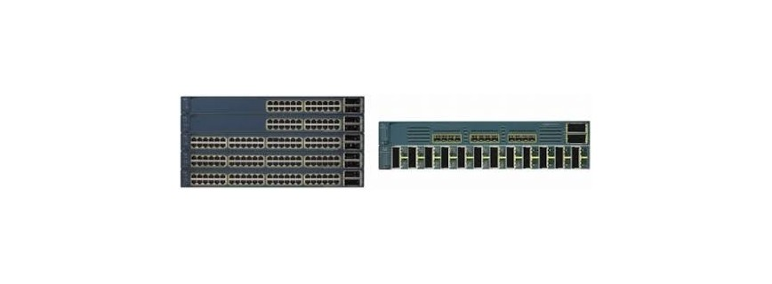 Cisco Catalyst 3560-E Séries Switches