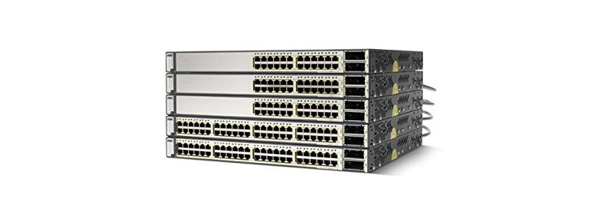 Cisco Catalyst 3750-E Séries Switches