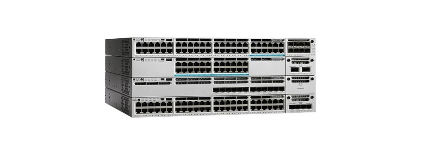 Cisco Catalyst 3850 Séries Switches