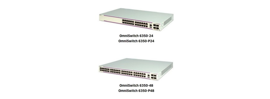 OmniSwitch 6350 Alcatel-Lucent