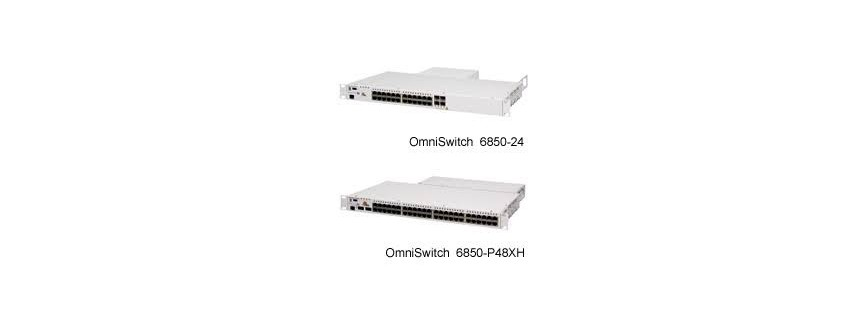 OmniSwitch 6850 Alcatel-Lucent