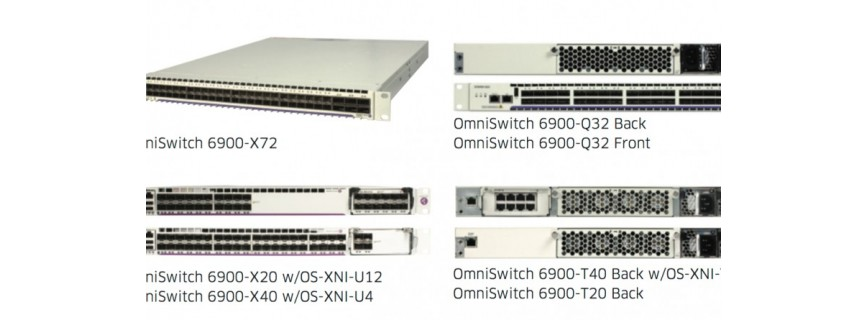 OmniSwitch 6900 Alcatel-Lucent
