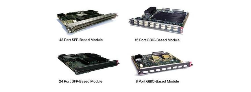Cisco Catalyst 6500 - 6500-E Séries