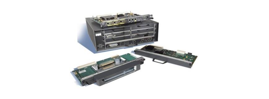 Cisco Routeurs 7000 séries