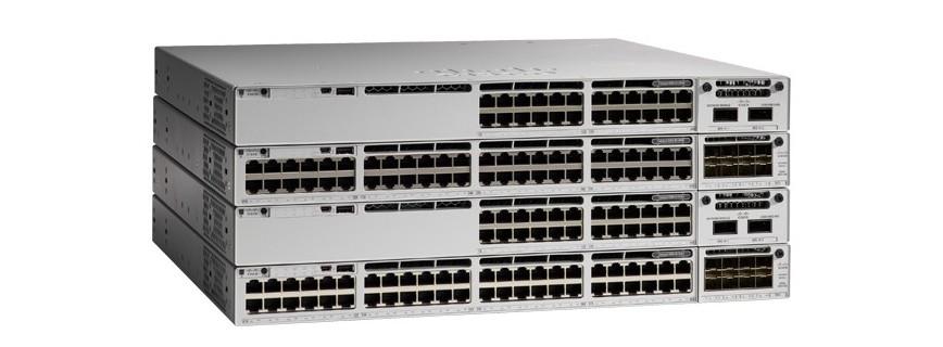 Cisco Catalyst 9300L Séries Switches
